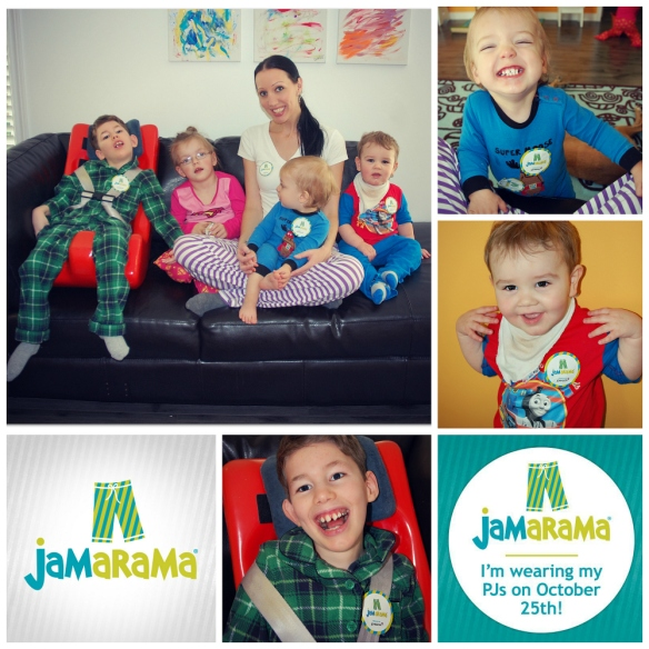 Jamarama Collage